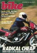 1990 'BIKE' HONDA VT500E ROAD TEST PAGE 1